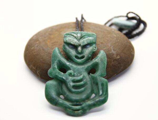 Aotea, tiki, next level, stone carving,