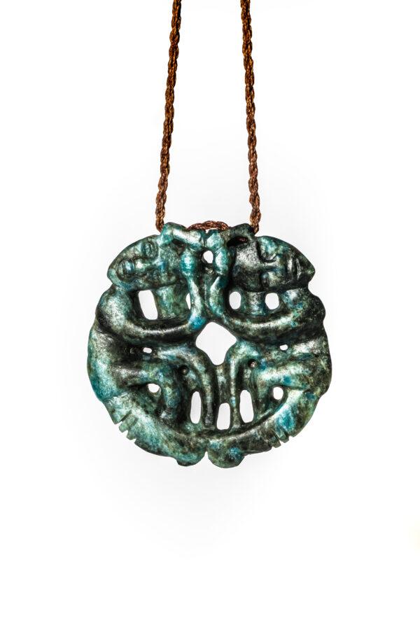 jade, aotea, jade necklace, jade pendant, stone carving, pounamu, handmade jewellery, stone carving, gemstones